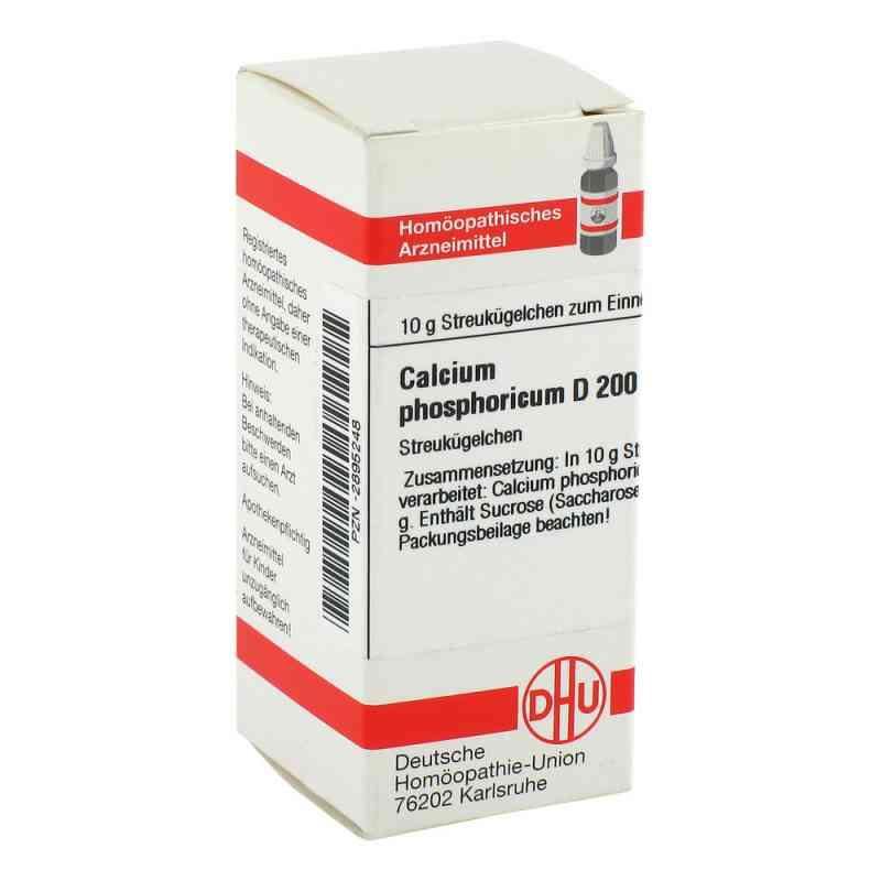Calcium Phosphoricum D 200 Globuli  bei apo-discounter.de bestellen