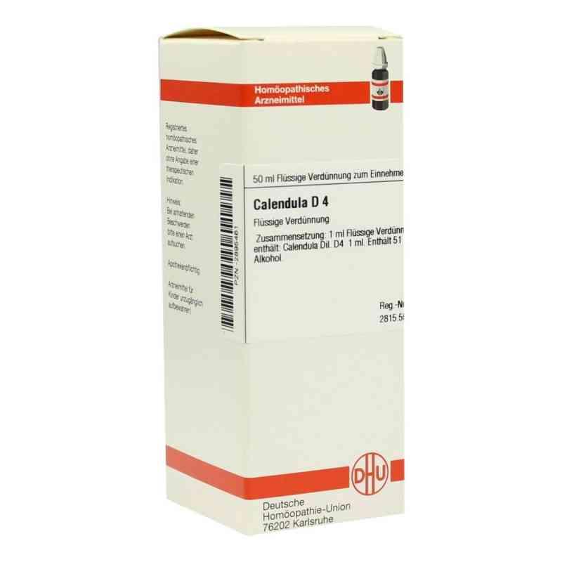 Calendula D4 Dilution  bei apo-discounter.de bestellen