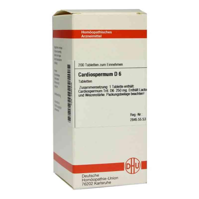Cardiospermum D6 Tabletten  bei apo-discounter.de bestellen