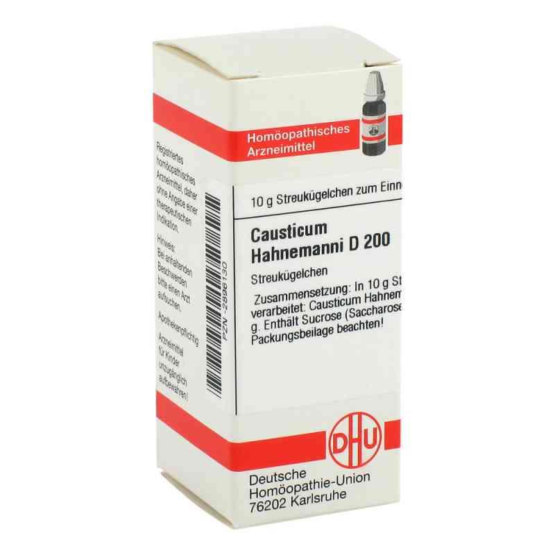 Causticum Hahnemanni D 200 Globuli  bei apo-discounter.de bestellen