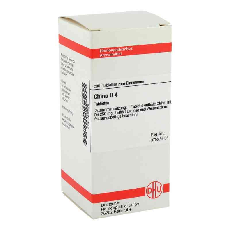 China D4 Tabletten  bei apo-discounter.de bestellen
