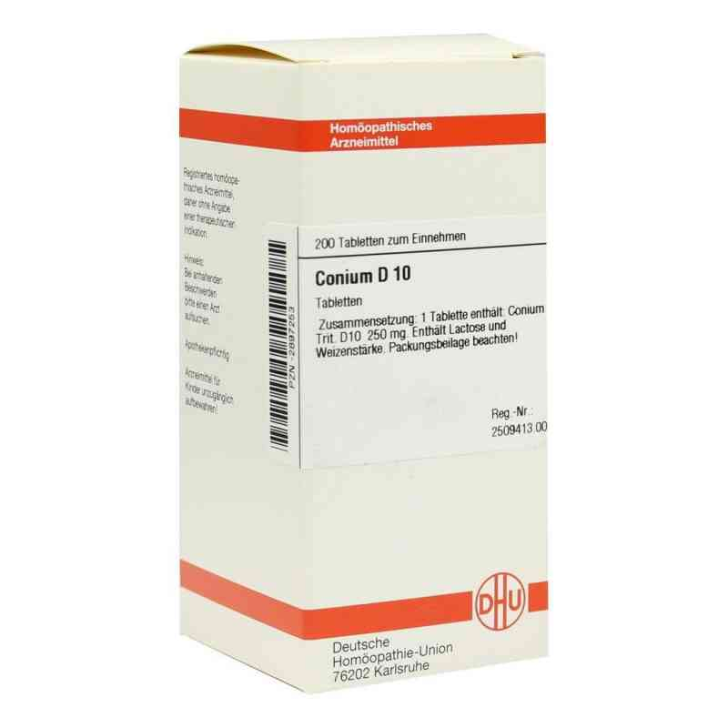 Conium D10 Tabletten  bei apo-discounter.de bestellen