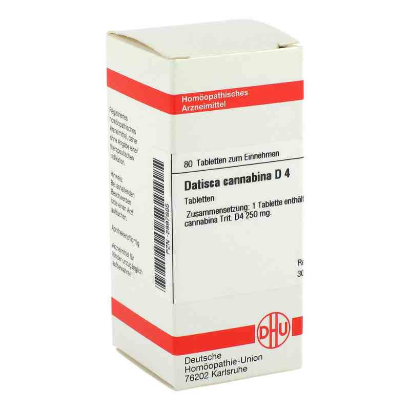 Datisca Cannabina D4 Tabletten  bei apo-discounter.de bestellen