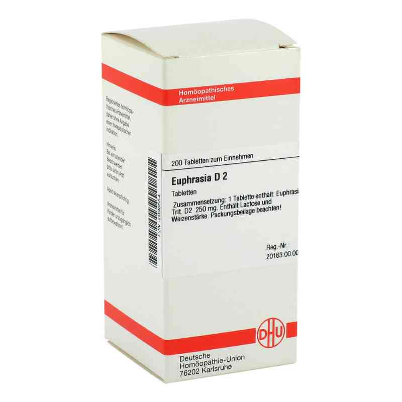 Euphrasia D2 Tabletten  bei apo-discounter.de bestellen