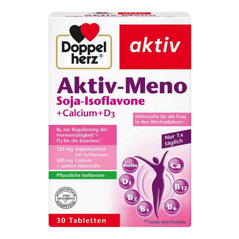 Doppelherz Aktiv-meno Tabletten  bei apo-discounter.de bestellen
