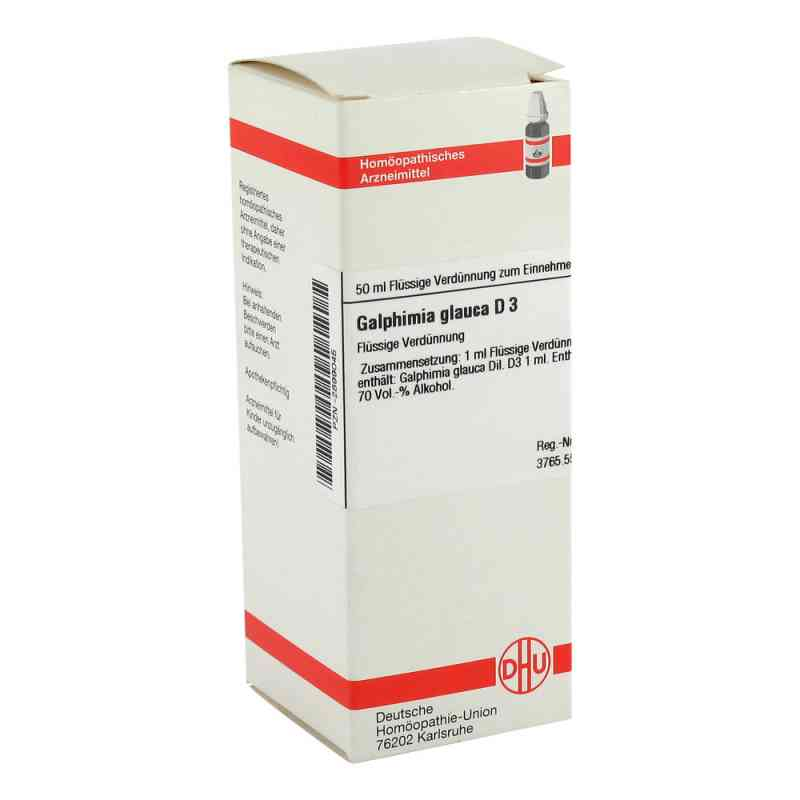 Galphimia Glauca D3 Dilution  bei apo-discounter.de bestellen