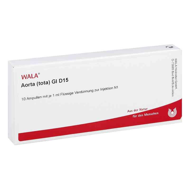 Aorta Tota Gl D15 Ampullen  bei apo-discounter.de bestellen