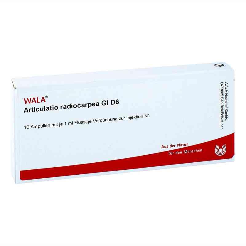 Articulatio Radiocarpea Gl D6 Ampullen  bei apo-discounter.de bestellen