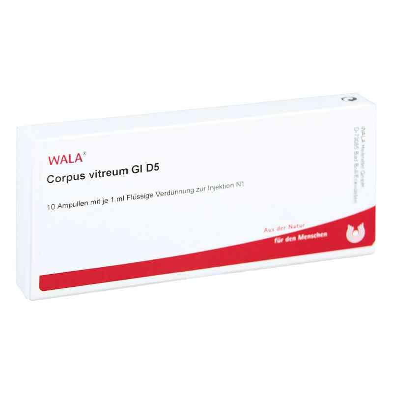 Corpus Vitreum Gl D5 Ampullen  bei apo-discounter.de bestellen