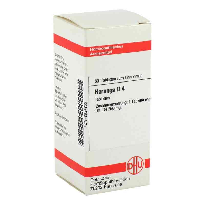 Haronga D4 Tabletten  bei apo-discounter.de bestellen