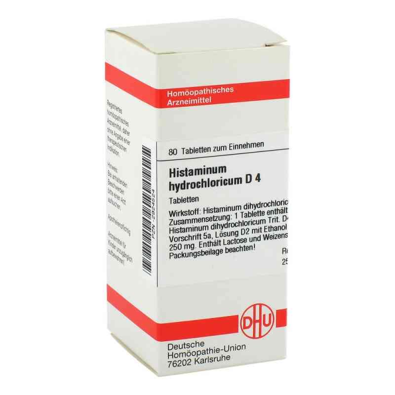 Histaminum Hydrochloricum D4 Tabletten  bei apo-discounter.de bestellen