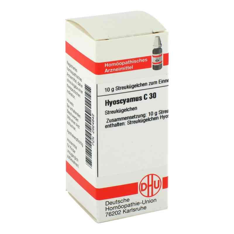 Hyoscyamus C 30 Globuli  bei apo-discounter.de bestellen