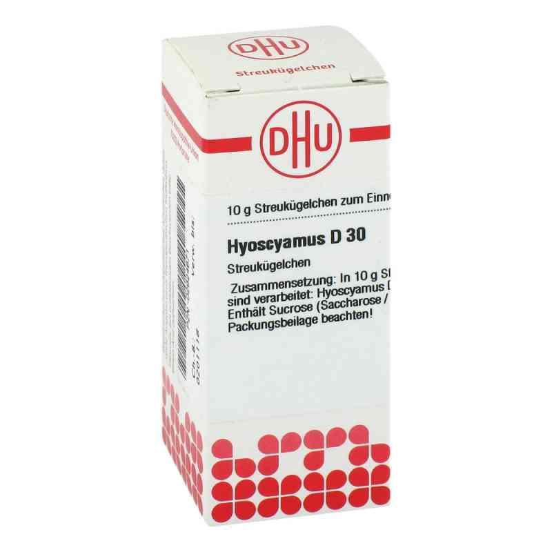 Hyoscyamus D 30 Globuli  bei apo-discounter.de bestellen