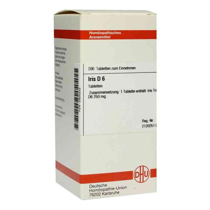 Iris D6 Tabletten  bei apo-discounter.de bestellen