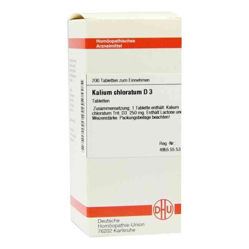 Kalium Chloratum D3 Tabletten  bei apo-discounter.de bestellen