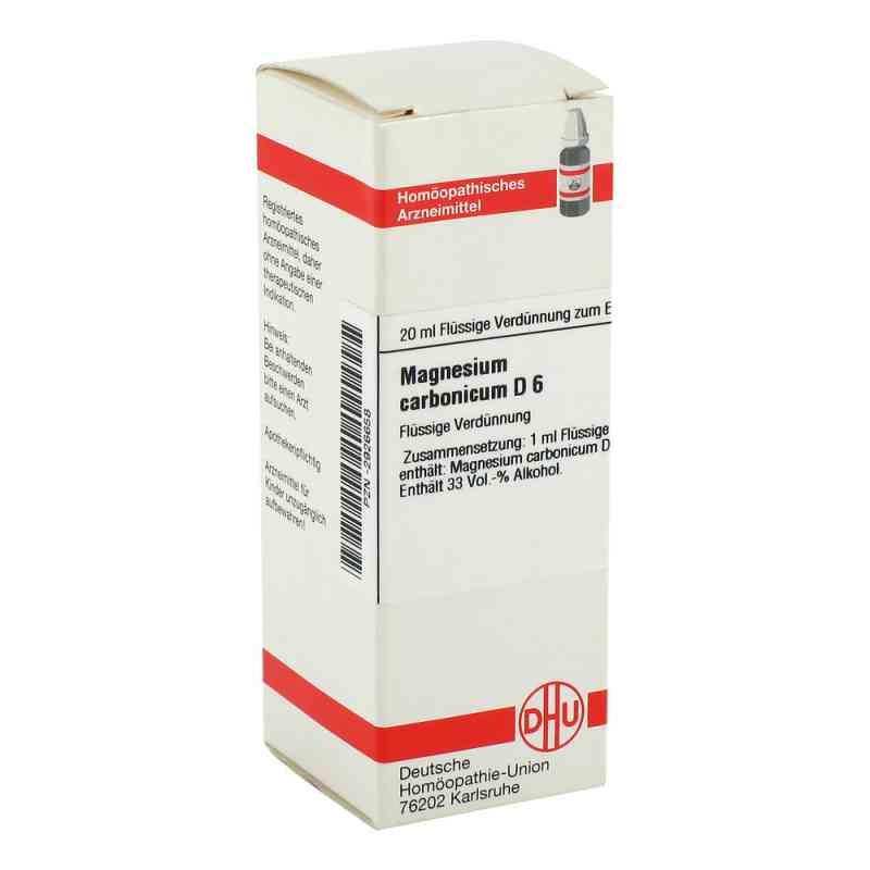 Magnesium Carbonicum D6 Dilution  bei apo-discounter.de bestellen