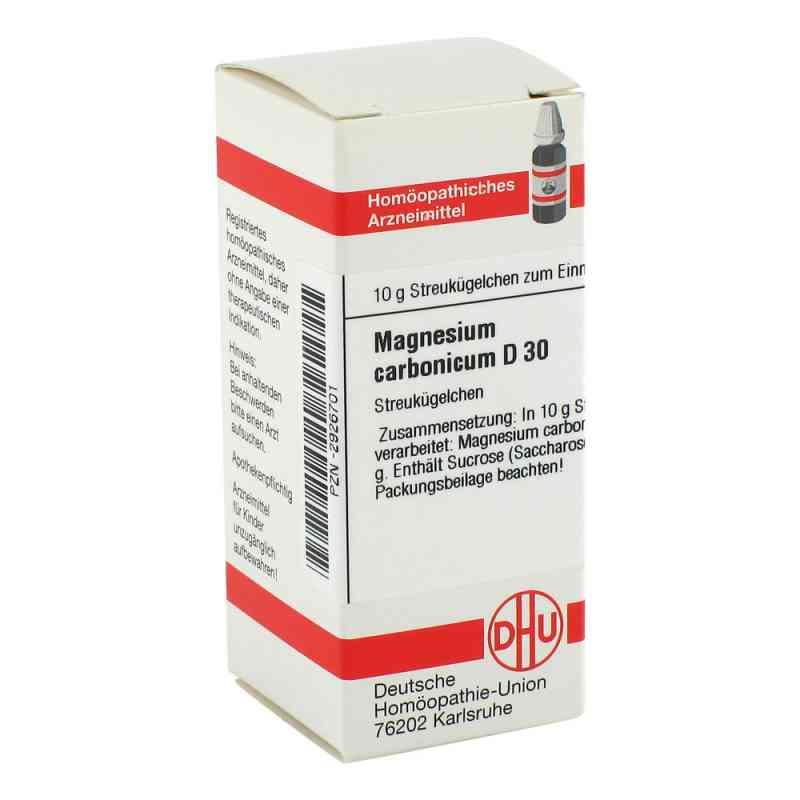 Magnesium Carbonicum D 30 Globuli  bei apo-discounter.de bestellen