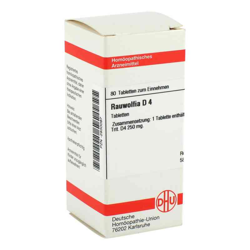 Rauwolfia D4 Tabletten  bei apo-discounter.de bestellen