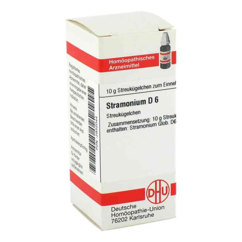 Stramonium D 6 Globuli  bei apo-discounter.de bestellen