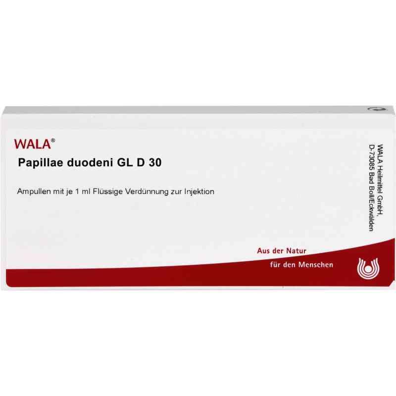 Papillae Duodeni Gl D30 Ampullen  bei apo-discounter.de bestellen