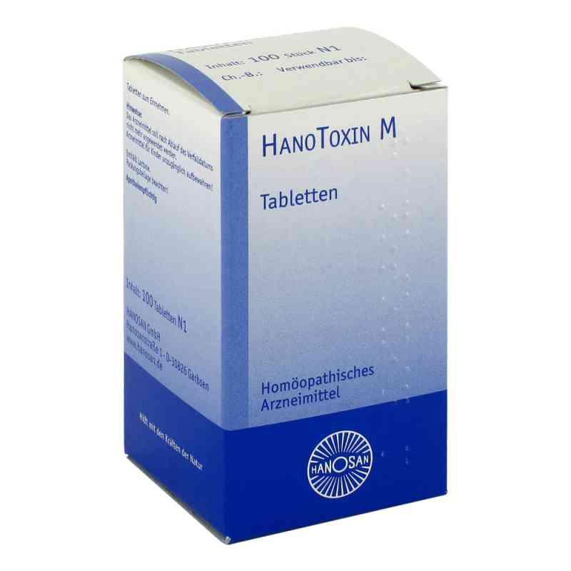 Hanotoxin M Tabletten  bei apo-discounter.de bestellen