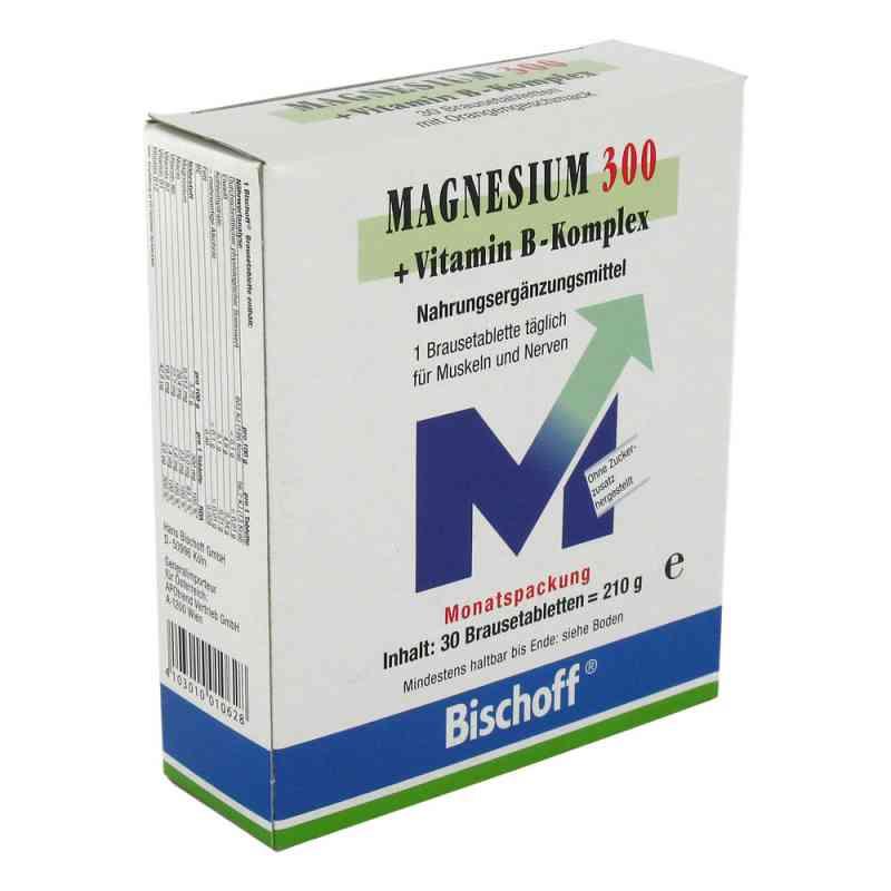 Magnesium Brausetabletten 300  bei apo-discounter.de bestellen