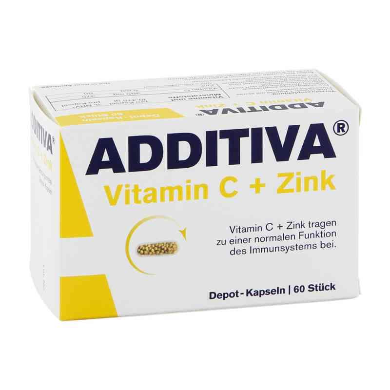 Additiva Vitamin C Depot 300 mg Kapseln  bei apo-discounter.de bestellen