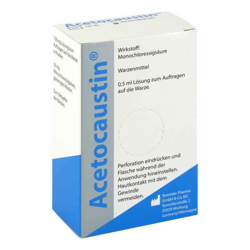 Acetocaustin Lösung  bei apo-discounter.de bestellen
