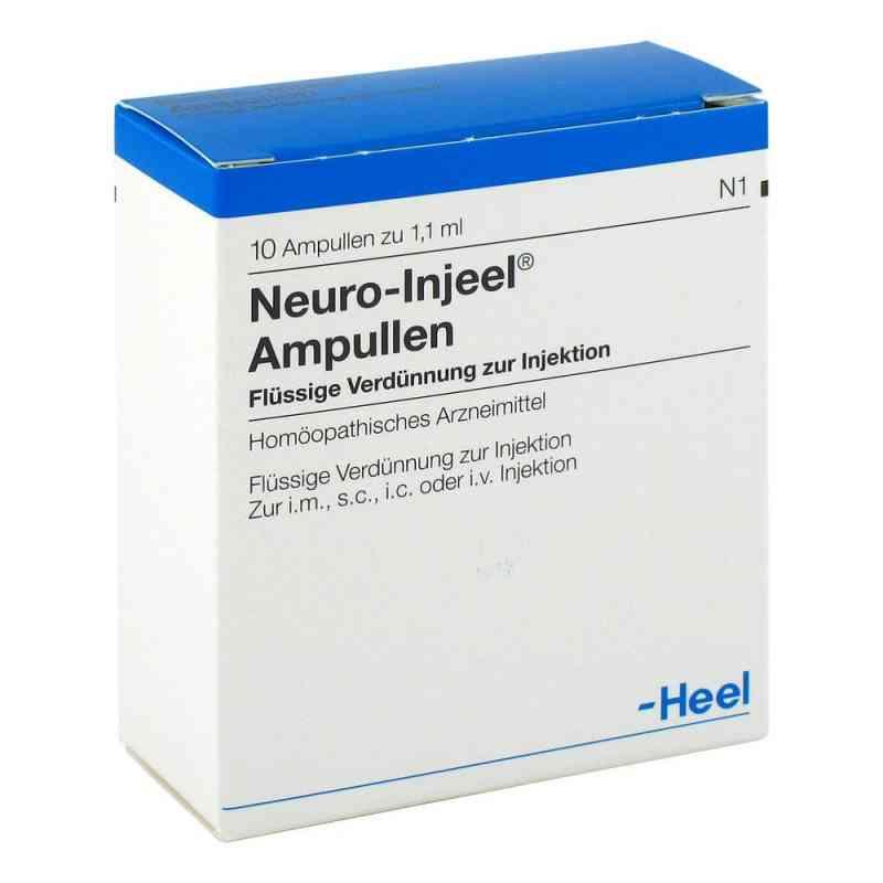 Neuro Injeel Ampullen  bei apo-discounter.de bestellen