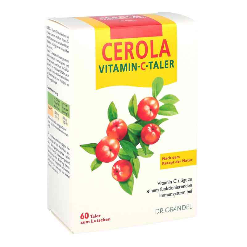 Cerola Vitamin C Taler Grandel  bei apo-discounter.de bestellen