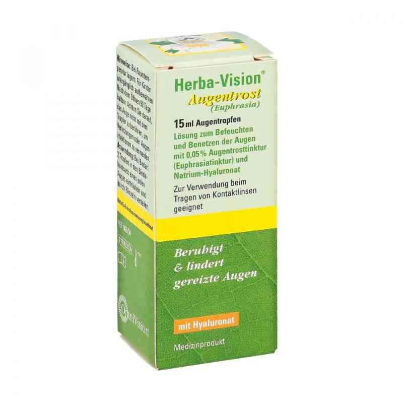 Herba-vision Augentrost Augentropfen  bei apo-discounter.de bestellen