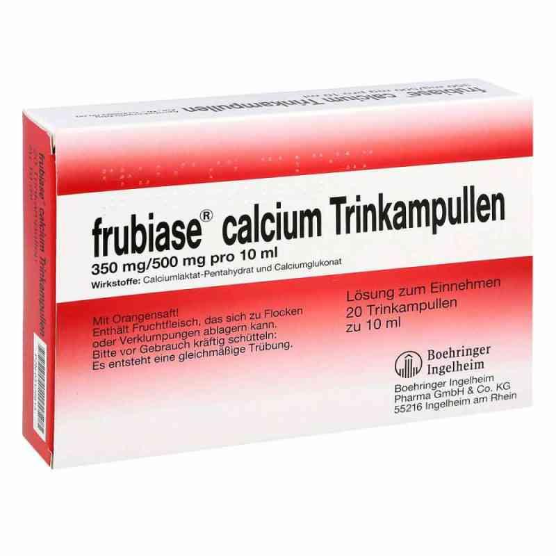 Frubiase Calcium 350mg/500mg  bei apo-discounter.de bestellen