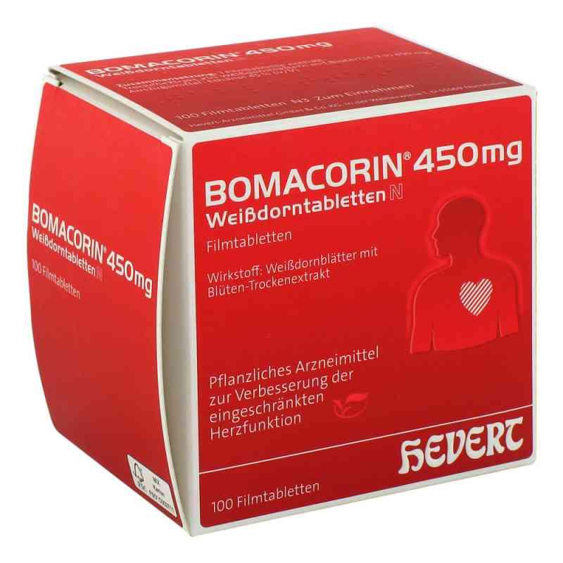 Bomacorin 450mg Weißdorntabletten N  bei apo-discounter.de bestellen