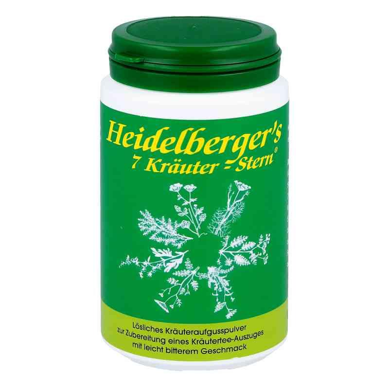 Heidelbergers 7 Kräuter Stern Tee  bei apo-discounter.de bestellen