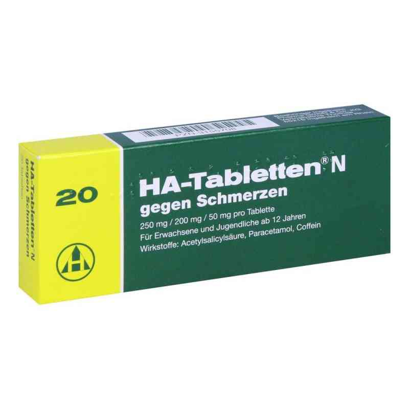 HA-Tabletten N gegen Schmerzen  bei apo-discounter.de bestellen