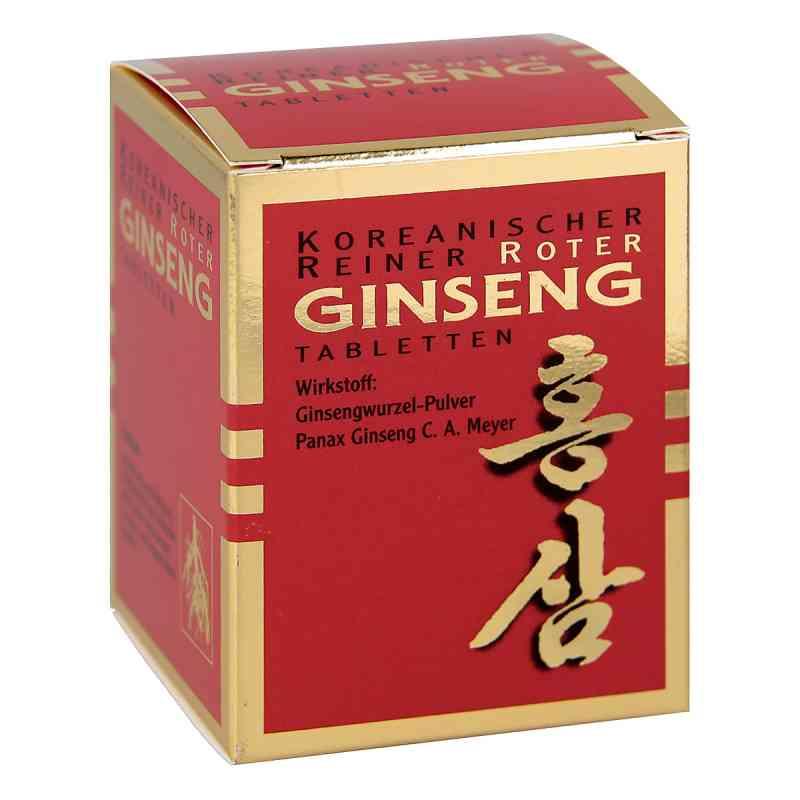 Koreanischer Reiner Roter Ginseng  bei apo-discounter.de bestellen