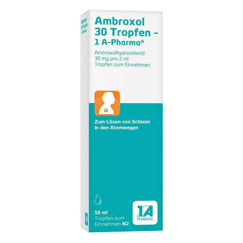 Ambroxol 30 Tropfen-1A Pharma  bei apo-discounter.de bestellen