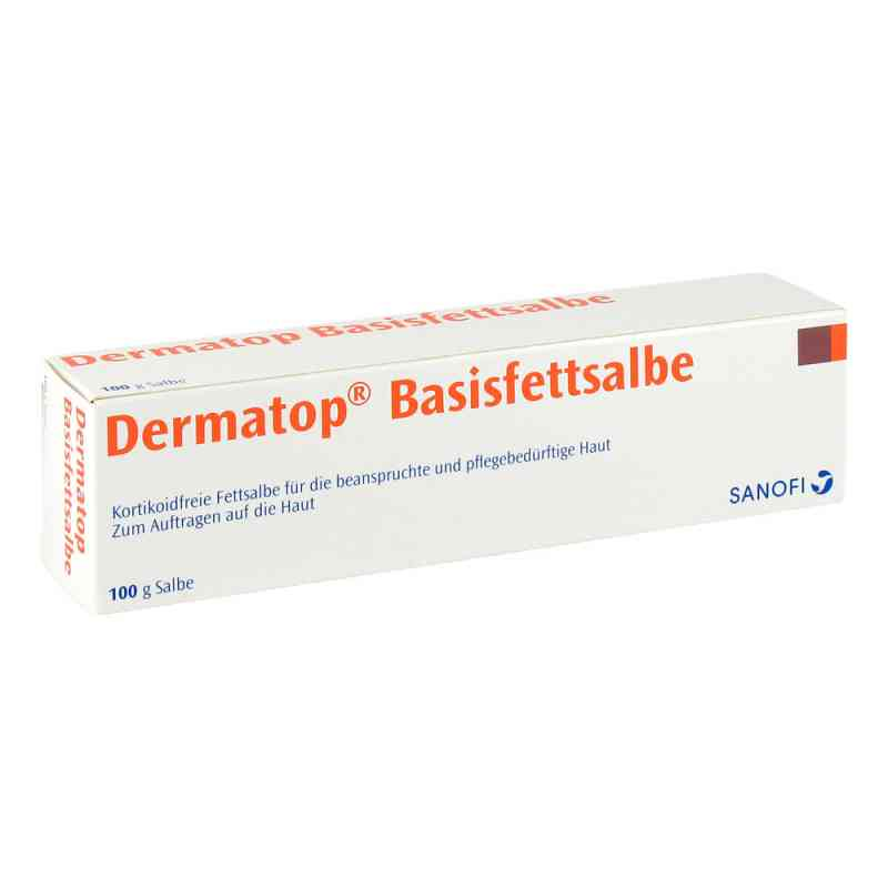 Dermatop Basisfettsalbe  bei apo-discounter.de bestellen