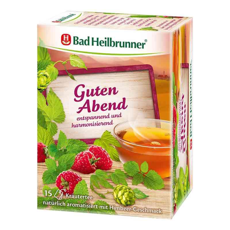Bad Heilbrunner Tee Guten Abend Kräuter Beutel  bei apo-discounter.de bestellen
