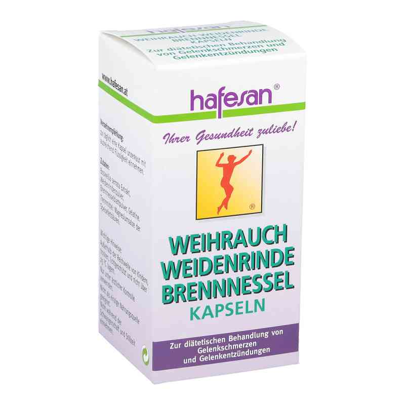 Hafesan Weihrauch+weidenrinde+brennessel Kapseln  bei apo-discounter.de bestellen