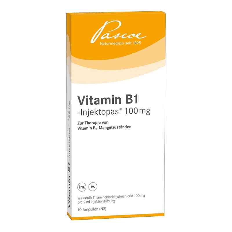 Vitamin B1 Injektopas 100 mg Injektionslösung  bei apo-discounter.de bestellen
