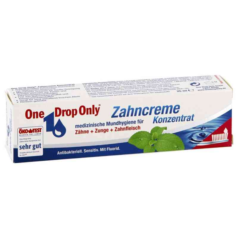 One Drop Only Zahncreme Konzentrat  bei apo-discounter.de bestellen