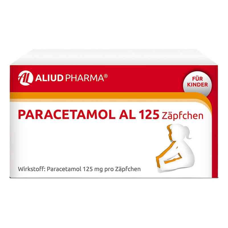 Paracetamol AL 125  bei apo-discounter.de bestellen