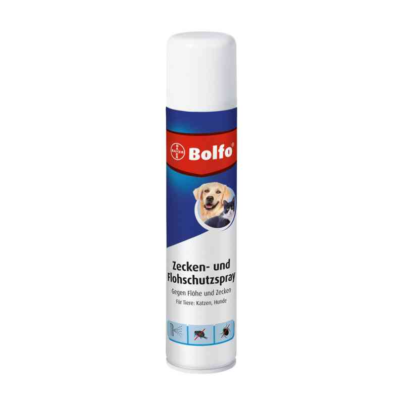 Bolfo Flohschutz Spray veterinär  bei apo-discounter.de bestellen