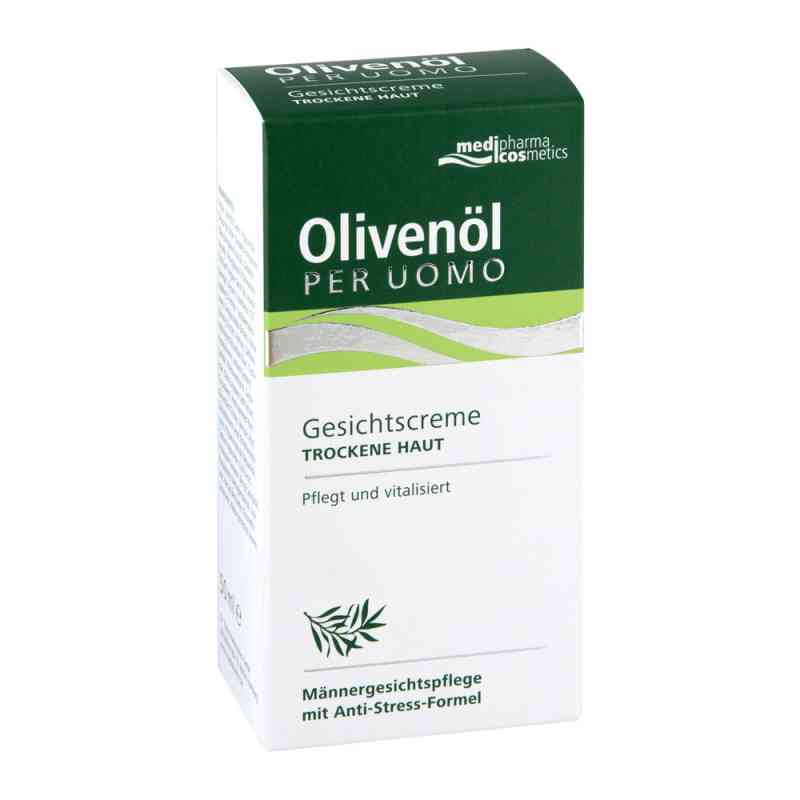 Olivenöl Per Uomo Gesichtscreme  bei apo-discounter.de bestellen