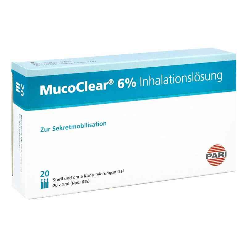 Mucoclear 6% Nacl Inhalationslösung  bei apo-discounter.de bestellen