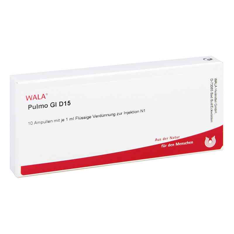 Pulmo Gl D15 Ampullen  bei apo-discounter.de bestellen