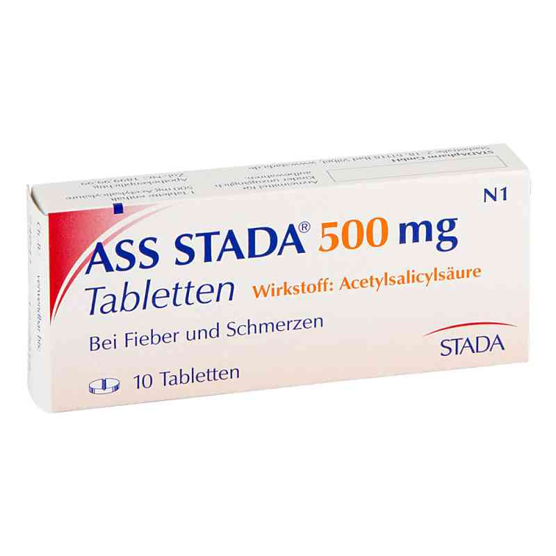 ASS STADA 500mg  bei apo-discounter.de bestellen