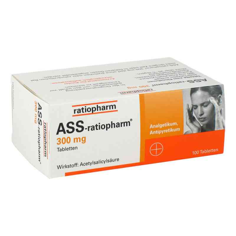 ASS-ratiopharm 300mg  bei apo-discounter.de bestellen