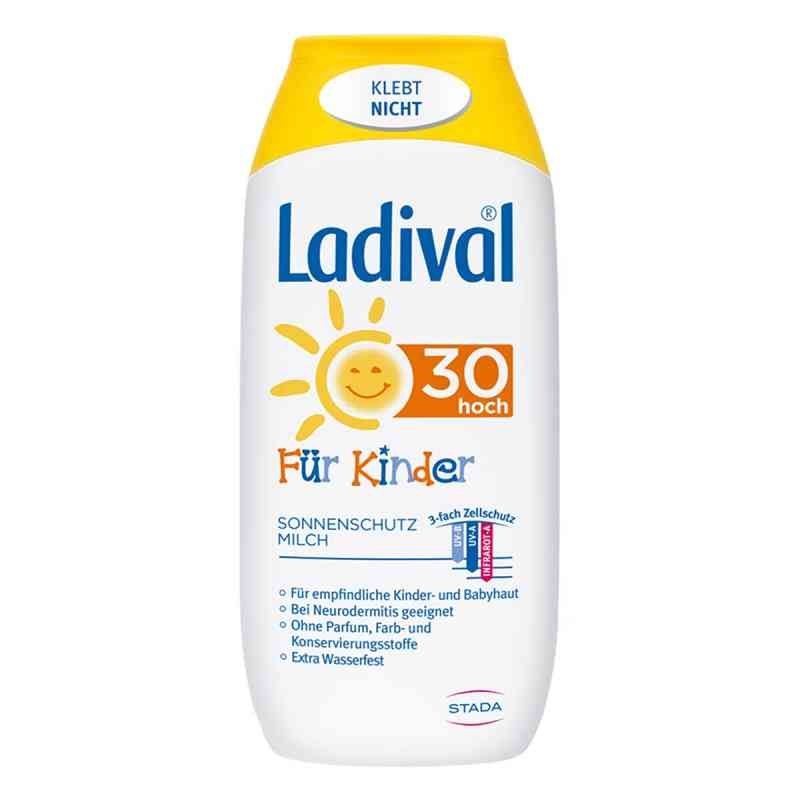 Ladival Kinder Sonnenmilch Lsf 30  bei apo-discounter.de bestellen